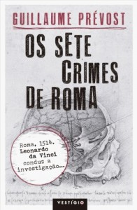 Baixar Os sete crimes de Roma pdf, epub, eBook