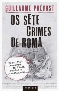 Baixar Os sete crimes de Roma pdf, epub, ebook