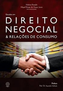 Baixar Estudos em direito negocial e relações de consumo pdf, epub, eBook