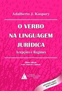 Baixar Verbo na Linguagem Jurídica, O pdf, epub, eBook