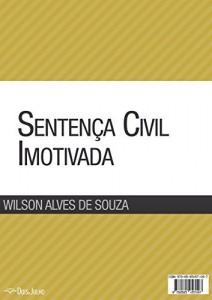 Baixar Senteça Civil Imotivada pdf, epub, eBook