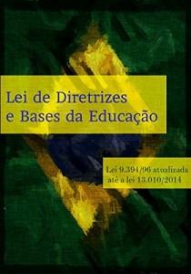 Baixar LEI DE DIRETRIZES E BASES DA EDUCAÇÃO: Lei 9.394/96 atualizada  até a lei 13.010/2014 pdf, epub, ebook