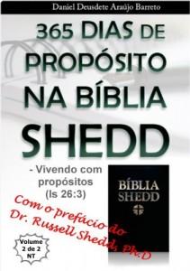 Baixar 365 DIAS DE  PROPÓSITOS  NA BÍBLIA SHEDD (VIVENDO COM PROPÓSITOS Livro 2) pdf, epub, eBook