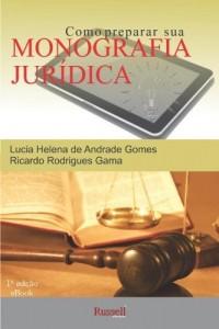 Baixar Como Preparar Sua Monografia Jurídica pdf, epub, eBook