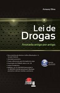 Baixar Lei de drogas anotada pdf, epub, ebook