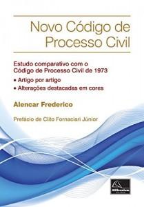 Baixar Novo Código de Processo Civil (1) pdf, epub, ebook