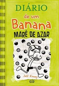 Baixar Diário de um Banana. Maré de azar pdf, epub, eBook