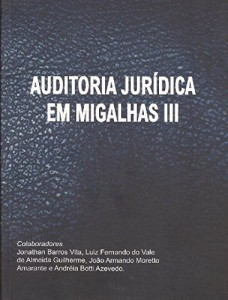 Baixar Auditoria jurídica em migalhas III pdf, epub, eBook