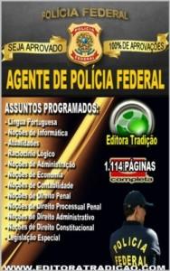Baixar Preparatório Agente de Polícia Federal 2015 – Versão Completa: Apostila para o Cargo de Agente de Polícia Federal pdf, epub, ebook