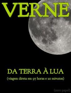 Baixar Da terra à lua (Viagem direta em 97 horas e 20 minutos) pdf, epub, eBook
