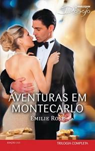 Baixar Aventuras em Monte Carlo – Harlequin Desejo Ed.222 pdf, epub, eBook