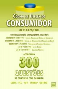 Baixar Código de Defesa do Consumidor e Legislação Complementar (Inclui Mais de 300 Questões de Concurso com Gabarito) pdf, epub, eBook