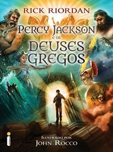 Baixar Percy Jackson e os Deuses Gregos pdf, epub, ebook