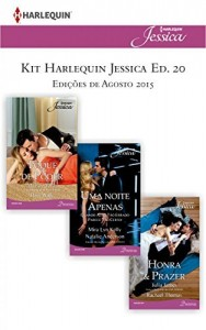 Baixar Kit Harlequin Jessica Ago.15 – Ed.20 pdf, epub, eBook