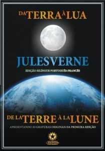Baixar Da Terra à Lua (Edição Bilíngue) pdf, epub, ebook
