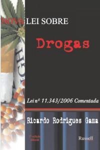 Baixar Nova Lei sobre Drogas pdf, epub, eBook