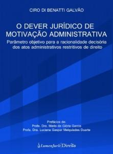 Baixar O dever jurídico de motivação administrativa pdf, epub, eBook
