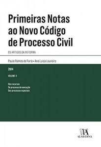 Baixar Primeiras Notas ao Novo Código de Processo Civil – Volume II pdf, epub, eBook