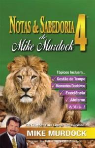 Baixar Notas de Sabedoria de Mike Murdock 4 pdf, epub, ebook