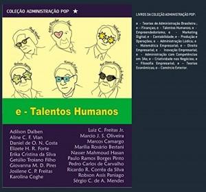 Baixar e – Talentos Humanos (Administração Pop Livro 3) pdf, epub, ebook
