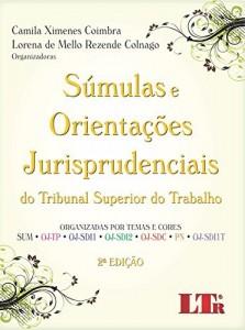 Baixar Súmulas e Orientações Jurisprudenciais do Tribunal Superior do Trabalho pdf, epub, ebook