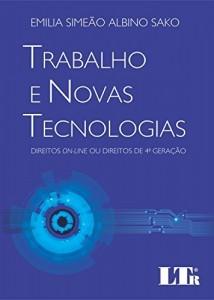 Baixar Trabalho e Novas Tecnologias pdf, epub, ebook