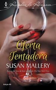 Baixar Oferta Tentadora – Harlequin Rainhas do Romance Ed.90 pdf, epub, eBook