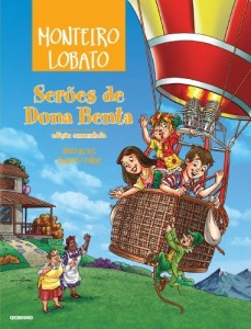 Baixar Serões de Dona Benta pdf, epub, eBook