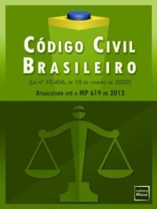 Baixar Novo Código Civil Brasileiro (Atualizado até a MP 619 de 2013) pdf, epub, eBook