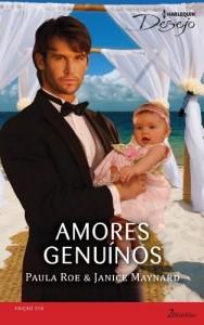 Baixar Amores Genuínos – Harlequin Desejo Ed.218 pdf, epub, eBook