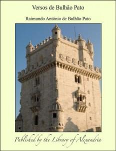 Baixar Versos de Bulhão Pato pdf, epub, eBook