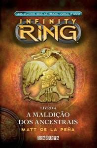 Baixar A maldição dos ancestrais – Infinity Ring – Livro 4 pdf, epub, ebook
