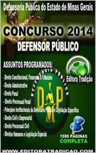 Baixar Defensor Público de Minas Gerais – Preparatório Completo: Concurso da Defensoria Pública do Estado de Minas Gerais pdf, epub, ebook