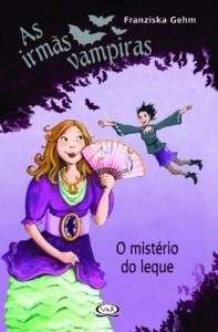 Baixar O mistério do leque (Irmãs Vampiras Livro 2) pdf, epub, ebook
