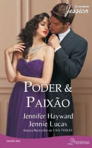 Baixar Poder & Paixão – Harlequin Jessica Ed.224 pdf, epub, eBook
