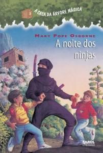 Baixar A noite dos ninjas: 5 (A casa da árvore mágica) pdf, epub, ebook