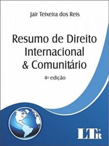 Baixar Resumo de Direito Internacional & Comunitário pdf, epub, ebook