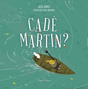 Baixar Cadê Martin? pdf, epub, eBook