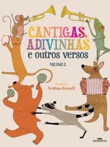 Baixar Cantigas, Adivinhas e Outros Versos – Vol. 2 (Versos e Poesia) pdf, epub, eBook