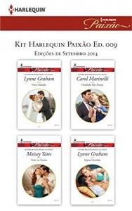 Baixar Kit Harlequin Paixão Set.14 – Ed.09 pdf, epub, ebook