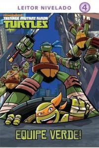 Baixar Equipe Verde!  (versão brasileira) (Nickelodeon: Teenage Mutant Ninja Turtles) pdf, epub, eBook