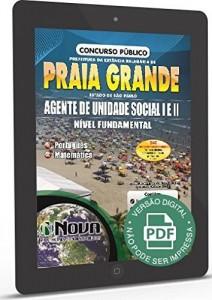 Baixar Apostila Prefeitura de Praia Grande – Agente de Unidade Social I e II pdf, epub, eBook