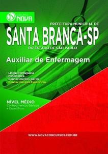 Baixar Apostila Prefeitura de Santa Branca – Auxiliar de Enfermagem pdf, epub, eBook