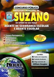 Baixar Apostila Prefeitura de Suzano – Agente de Segurança Escolar e Agente Escolar pdf, epub, eBook