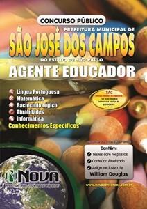 Baixar Apostila Prefeitura de São José dos Campos – Agente Educador pdf, epub, eBook