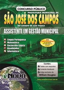 Baixar Apostila Prefeitura de São José dos Campos – Assistente em Gestão Municipal pdf, epub, eBook