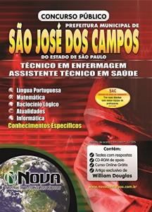 Baixar Apostila Prefeitura de São José dos Campos – Técnico em Enfermagem pdf, epub, eBook