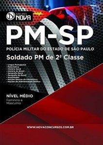 Baixar Apostila Soldado PM de 2ª Classe – PM – SP pdf, epub, eBook