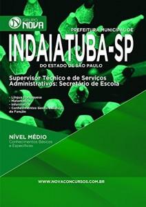 Baixar Apostila Supervisor Técnico e de Serviços Públicos – Secretário de Escola – Indaiatuba pdf, epub, eBook
