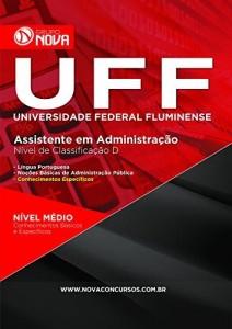 Baixar Apostila UFF – Assistente em Administração Classificação D pdf, epub, eBook